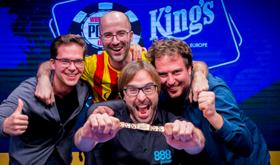 Após se classificar em satélite do 888poker, Martí Roca crava Main Event da WSOP Europa /CardPlayer.com.br