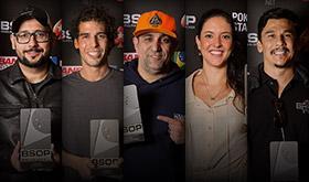 Conheça todos os campeões do BSOP Brasília/CardPlayer.com.br
