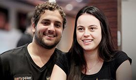 Dia dos namorados com João e Luiza Simão/CardPlayer.com.br