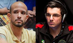 """""""Cavalito"""" e """"Dowgh-Santos"""" estão na FT do WSOP Uruguai/CardPlayer.com.br"""