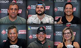 Conheça os campeões do BSOP Iguazú/CardPlayer.com.br