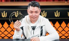 Ivan Leow leva a melhor no Triton Poker SHR Sochi/CardPlayer.com.br