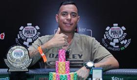 Rafael Cunha é campeão do Brazilian Storm do WSOPC/CardPlayer.com.br