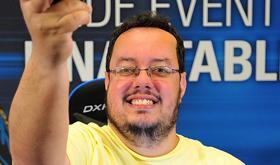 Geraldo Cesar vence no PCA 2018/CardPlayer.com.br