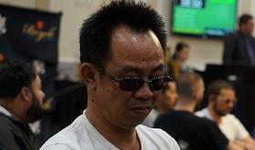 """The Dragon"" crava WSOP Circuit Bicycle Casino/CardPlayer.com.br"