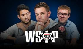 Sem Joe Cada, 3-Handed do Main Event da WSOP é formado/CardPlayer.com.br