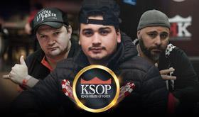 """""""Dodô"""" Oliveira segue no topo do ranking do KSOP/CardPlayer.com.br"""