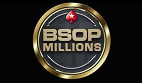 BSOP fecha cronograma do Millions com evento milionário/CardPlayer.com.br