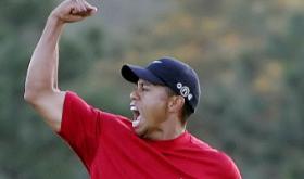 Apostador ganha US$ 1,1 mi com vitória de Tiger Woods/CardPlayer.com.br
