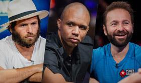 Salomon, Ivey e Negreanu puxam fila em torneio com buy-in de US$ 1.000.000 /CardPlayer.com.br