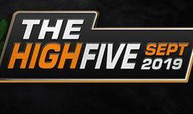 Brasucas invadem FT do Main Event da The High Five/CardPlayer.com.br