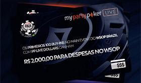 partypoker dá R$ 2.000 em despesas para WSOPC do Rio/CardPlayer.com.br