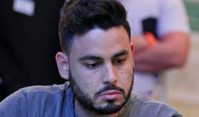 Thiago Guimarães puxa a fila na FT do WSOPC Brasil/CardPlayer.com.br