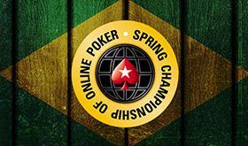 Brasil conquista três títulos no Dia 6 do SCOOP/CardPlayer.com.br