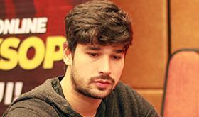 """Henrique """"Galochina10"""" Coutinho é vice do $530 Bounty Builder High Roller/CardPlayer.com.br"""