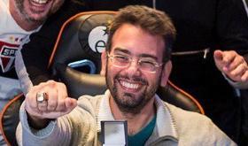 André Sá conquista o título do WSOP Circuit Uruguai/CardPlayer.com.br