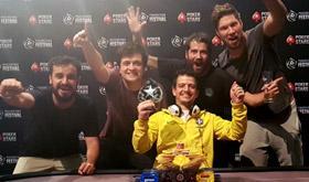 Fernando Araújo vence no PS Festival e leva R$ 115 mil/CardPlayer.com.br