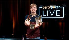 Filipe Oliveira crava Caribbean Poker Party  /CardPlayer.com.br