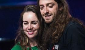 Liv Boeree e Igor Kurganov leiloam bracelete da WSOP/CardPlayer.com.br