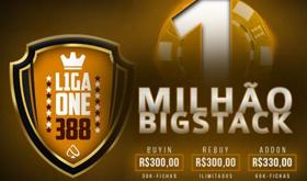 """ZÉNINGUÉM*"" vence Big Stack da Liga One 388 /CardPlayer.com.br"