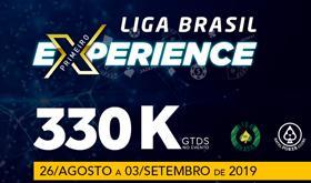 Liga Brasil e Batel Clube fazem megaevento em Curitiba/CardPlayer.com.br