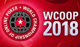 Confira os números do WCOOP 2018/CardPlayer.com.br
