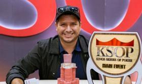 Édson Nunes leva a melhor no KSOP Balneário Camboriú/CardPlayer.com.br