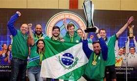 Paraná vence Campeonato Brasileiro de Equipes/CardPlayer.com.br