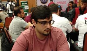 Daniel Armond leva a melhor no Evento 36-M do SCOOP/CardPlayer.com.br