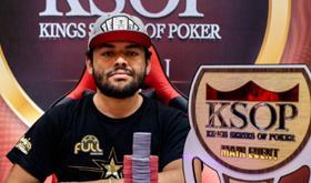 Wender Oliveira conquista inédito bicampeonato do KSOP/CardPlayer.com.br