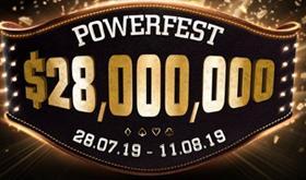 Powerfest retorna ao partypoker no próximo domingo/CardPlayer.com.br