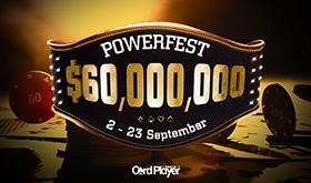 """whresmymind"" é vice do Evento 129-HR da Powerfest/CardPlayer.com.br"