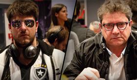 Líder do Dia Final, Luiz Duarte vai ter a companhia do pai no Monster Stack da WSOP Europa/CardPlayer.com.br