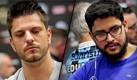 L. Duarte e F. Viana fazem dobradinha no Fat Thursday/CardPlayer.com.br