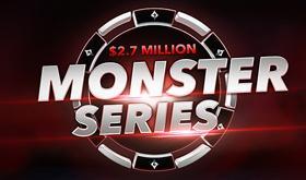 Monster Series retorna aos feltros do partypoker/CardPlayer.com.br