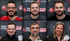Conheça todos os campeões do BSOP Iguazu/CardPlayer.com.br