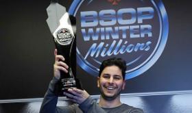 Lucas Santana crava Winter Millions e fatura R$ 626 mil/CardPlayer.com.br