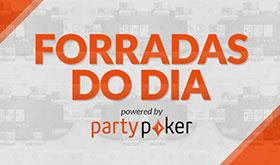 """Russell Wilson"" crava Bounty Hunter $109 do partypoker/CardPlayer.com.br"