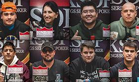 Conheça todos os campeões do KSOP Foz do Iguaçu/CardPlayer.com.br