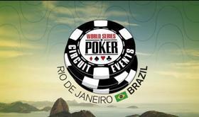 Terceira edição do WSOP Circuit Brasil começa hoje /CardPlayer.com.br