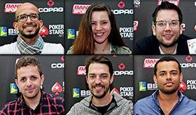 Conheça os campeões do BSOP Curitiba/CardPlayer.com.br