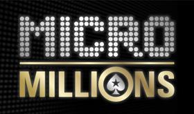 Brasil vence mais três torneios do MicroMillions/CardPlayer.com.br