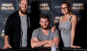 Nick Petrangelo vence High Roller 100K Aussie Millions/CardPlayer.com.br