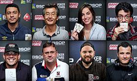 Conheça os campeões do BSOP Natal/CardPlayer.com.br