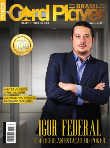 EDIÇÃO 100, novembro/2015 - Igor Federal