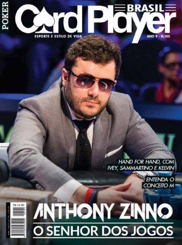 EDIÇÃO 105, abril/2016 - Anthony Zinno