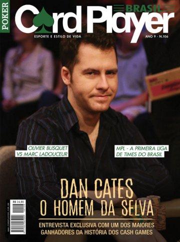 EDIÇÃO 106, maio/2016 - Dan Cates