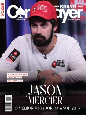 EDIÇÃO 111, outubro/2016 - Jason Mercier
