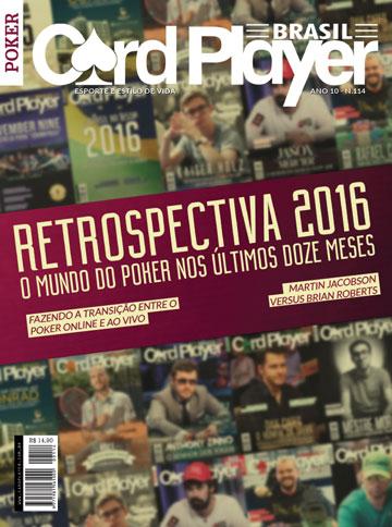 EDIÇÃO 114, janeiro/2017 - Retrospectiva 2016