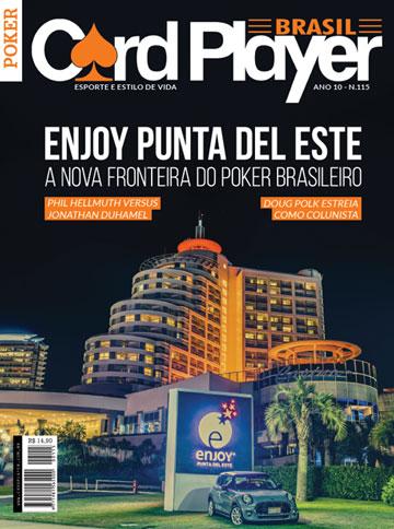 EDIÇÃO 115, fevereiro/2017 - Enjoy Punta del Este